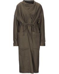 Colville Overcoat - Green