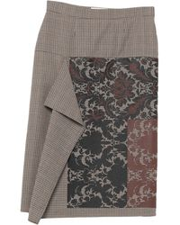 Ports 1961 Midi Skirt - Multicolor