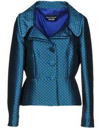 Boutique Moschino Suit Jacket - Blue