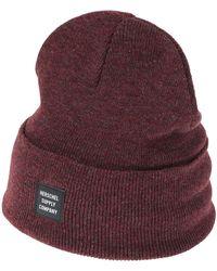 Herschel Supply Co. Hat - Purple