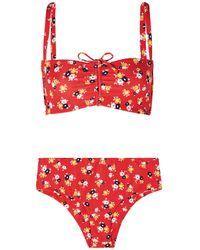 Faithfull The Brand Bikini - Red