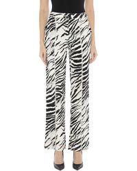 BROGNANO Casual Trouser - White