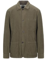 Portuguese Flannel Jacket - Green