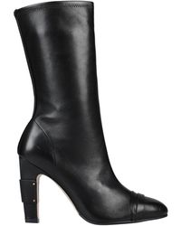 Stuart Weitzman Ankle Boots - Black