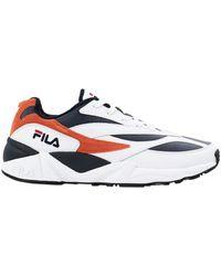 Fila - Low Sneakers & Tennisschuhe - Lyst
