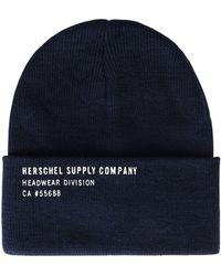 Herschel Supply Co. Hat - Blue