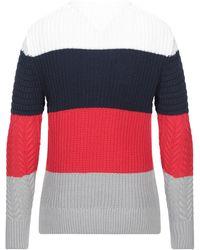 Tommy Hilfiger TJM Bold Logo Sweater Su/éter para Hombre