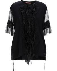DV ROMA T-shirt - Black