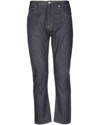 Brunello Cucinelli Denim Trousers - Blue