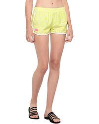 Sundek Beach Shorts And Trousers - Yellow