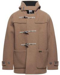 Bark Coat - Brown