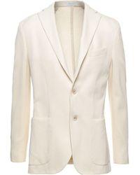 Boglioli Suit Jacket - White