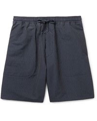 YMC Bermuda Shorts - Blue