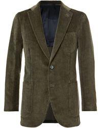 P.Johnson Suit Jacket - Green