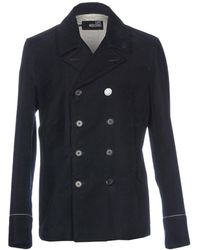 Love Moschino - Coats - Lyst