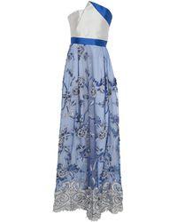 ATELIER NICOLA D'ERRICO Long Dress - Blue