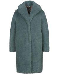 Souvenir Clubbing Faux Fur - Green