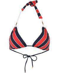 MICHAEL Michael Kors Bikini Top - Red