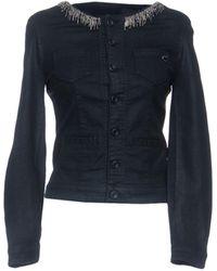 sale retailer f7c42 97665 Capospalla jeans - Nero