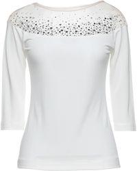 Clips T-shirt - White