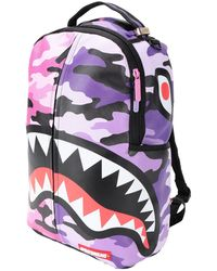 Sprayground Backpacks & Bum Bags - Pink
