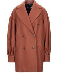 Just Cavalli Coat - Brown
