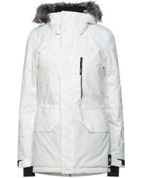 O'neill Sportswear Jacket - White
