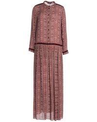Ballantyne Long Dress - Multicolour
