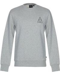 Huf Sweat-shirt - Gris