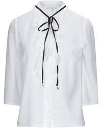 Patrizia Pepe Shirt - White