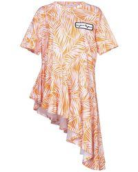 Au Jour Le Jour T-shirt - Orange