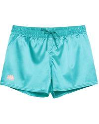 Sundek Shorts & Bermuda Shorts - Blue