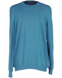 Gran Sasso Sweater - Blue