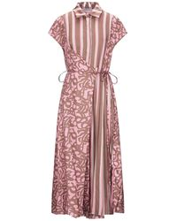 Beatrice B. - 3/4 Length Dress - Lyst