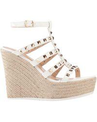Primadonna Sandals - White