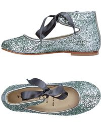Twin Set - Ballet Flats - Lyst