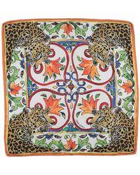 Dolce & Gabbana Foulard - Orange
