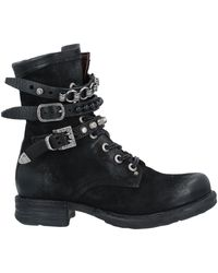 A.s.98 Ankle Boots - Black