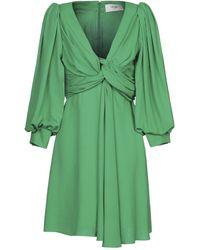 Celine Short Dress - Green