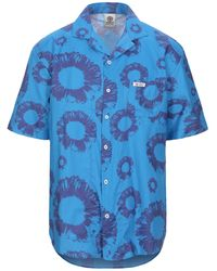 Franklin & Marshall Shirt - Blue
