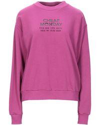 Cheap Monday Sweatshirt - Pink