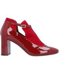 L'Autre Chose Shoe Boots - Red