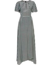 Diane von Furstenberg Long Dress - Green