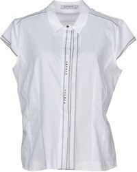 Paz Torras Shirt - White