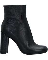 Gentry Portofino Ankle Boots - Black