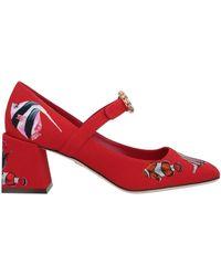 Dolce & Gabbana Pump - Red