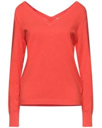 Relish Pullover - Orange