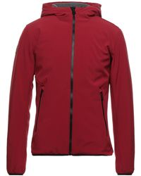 Fred Mello Down Jacket - Red