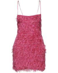 Laneus Robe courte - Multicolore