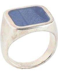 Maison Margiela Ring - Blue